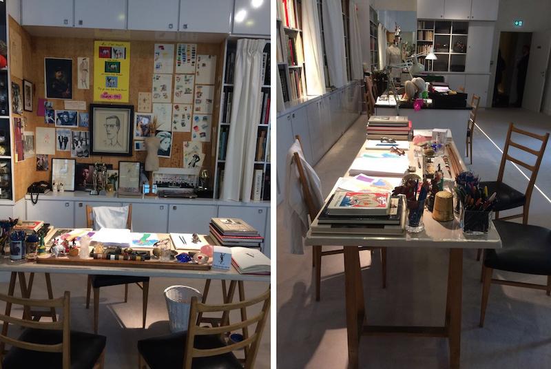 studio saint laurent