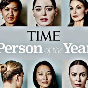 """La """"Persona dell'anno"""" è ogni donna che denuncia le molestie"""