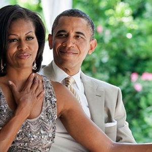 Che romantici Barak e Michelle Obama: leggete cosa si scrivono