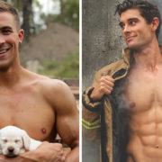 Viva i sexy pompieri che fanno bene ai bambini e alle signore