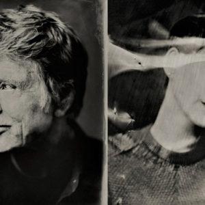 Ecco le grandi star di Hollywood fotografate come nel XIX secolo