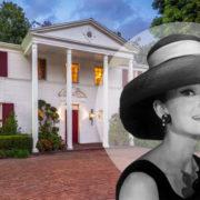 Vuoi provare a sognare di vivere nella casa di Audrey Hepburn?
