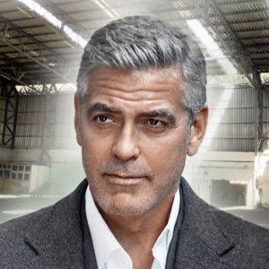 Clooney tradisce il lago di Como e compra un palazzo a Viterbo