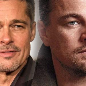 Vedremo Pitt e DiCaprio insieme nel prossimo film di Tarantino