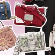 Look 50: scegli tra queste 20 mini bag quella che fa per te