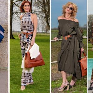 Look 50: la moda per le signore come voi indossata da noi