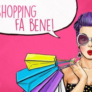 Le 10 ragioni scientifiche per cui lo shopping fa bene alla salute