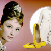 Sono all'asta le mitiche ballerine appartenute a Audrey Hepburn