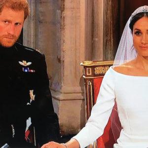"""Ed Harry prima del """"sì"""" disse a Meghan: """"Sei meravigliosa!"""""""