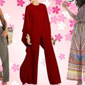 Look 50: quest'estate non potrai più fare a meno della jumpsuit