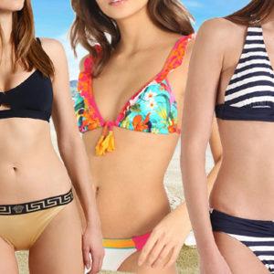 Look 50: tra questi 15 bikini 2018 c'è anche quello più adatto a te