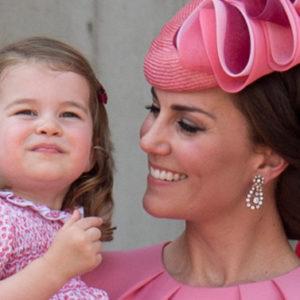 Charlotte come mamma Kate: segue (e detta) già le tendenze