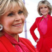 """Jane Fonda compie 81 anni: """"Ma non mi sono goduta i miei 50"""""""