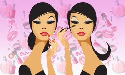 make up 5 minuti