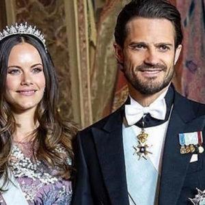 Più social di Harry e Meghan: dalla Svezia, Carl Philip e Silvia