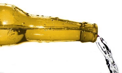 acqua-solarizzata gialla