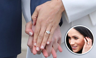 anello fidanzamento meghan