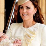 Scopriamo come si vestirà Kate per il battesimo del suo Louis