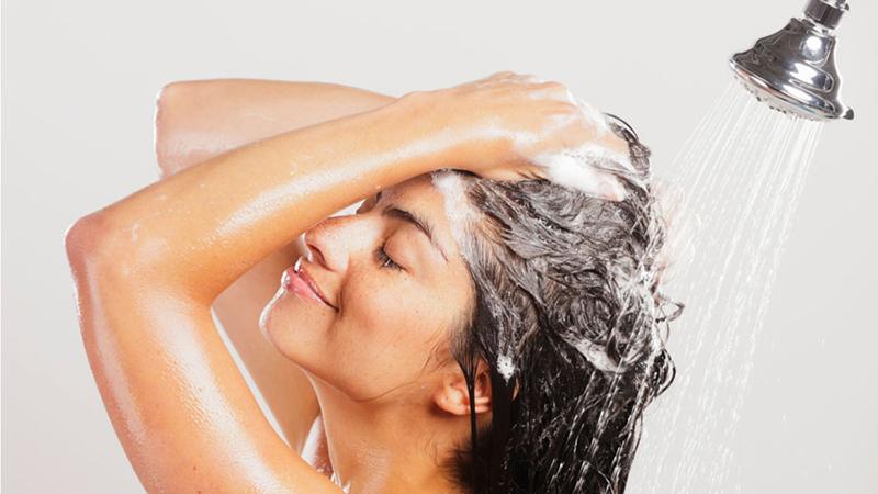 capelli doccia