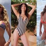Le fifty Vip alla prova costume: chi porta meglio i suoi anni?