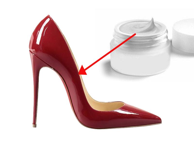 crema scarpe