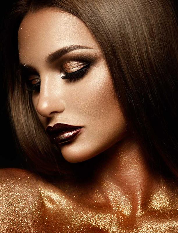 make up bronze