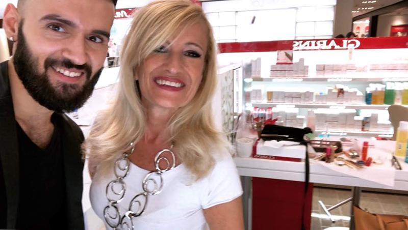 make up con gennaro
