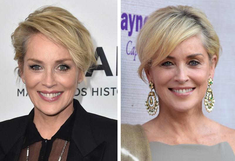 Adottate tagli sbarazzini e stilizzati che non appesantiscano i tratti del  viso. Per sembrare più giovani sono ideali le lunghezze corte e medie 0f809fb36d82