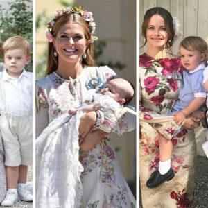 Ecco i Royal baby svedesi: nulla da invidiare ai bambini di Kate