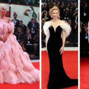 Sul red carpet di Venezia anche ieri le star hanno dato spettacolo
