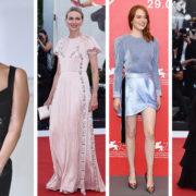 Venezia 2018: le nostre pagelle al look delle star sul red carpet