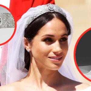 Il Royal Wedding va in mostra con gli abiti di Meghan e Harry