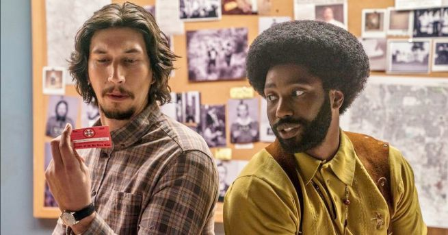 Blackklansman film