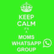 Se la tua serenità dipende da un gruppo mamme di WhatsApp...