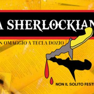Se ami thriller, noir e gialli, non puoi perderti La Sherlockiana