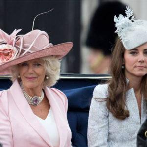 """Quando Camilla disse di Kate: """"Una ragazza carina, ma ottusa"""""""