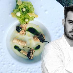 Quando il piatto è una tavolozza: lo chef che porta l'arte in cucina