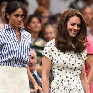 Altro che Chiara Ferragni: sono Kate e Meghan le top influencer