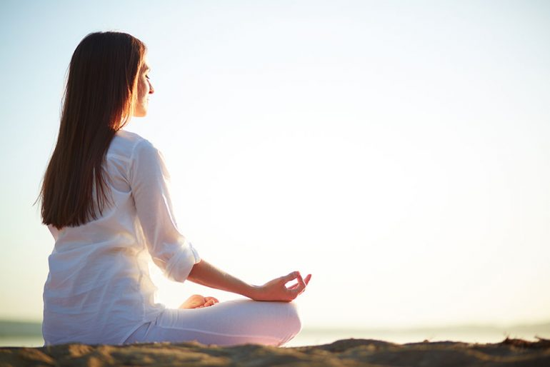 menopausa meditazione