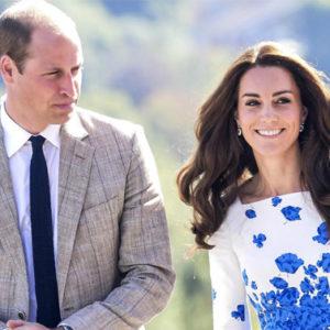 William lascia Kate e i tre figli per andare in Africa a... dormire