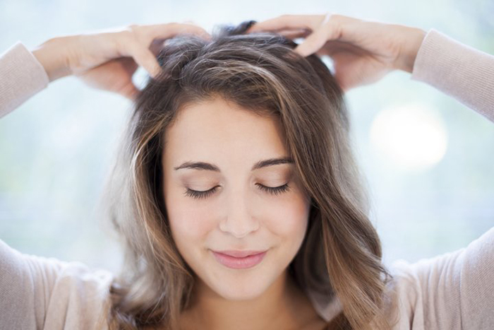 capelli self massage