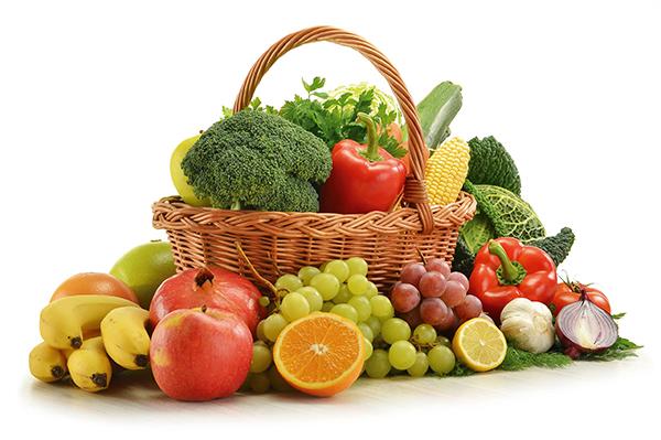 integratori capelli Frutta-Verdura