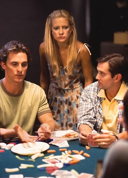 uomo amici poker