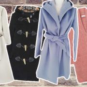 Look 50: scegli il tuo cappotto per affrontare il freddo con stile