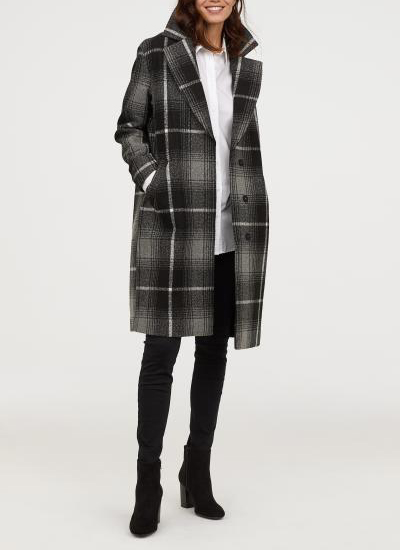 cappotto tartan