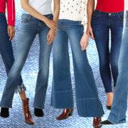 Look 50: come scegliere il jeans che valorizza di più il tuo fisico