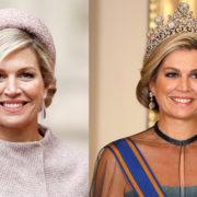 L'olandese Maxima dà lezioni di eleganza a Buckingham Palace