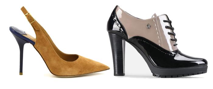 petite scarpe