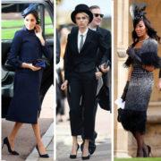 Kate vs Meghan al matrimonio di Eugenia: chi era più elegante?