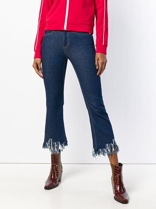 jeans sjyp strappi